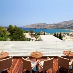 Отель Lindos Village Resort & Spa пляж фото 2