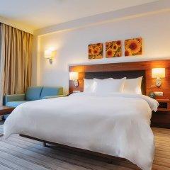 Гостиница Hilton Garden Inn Краснодар (Хилтон Гарден Инн Краснодар) 4* Стандартный номер разные типы кроватей фото 12