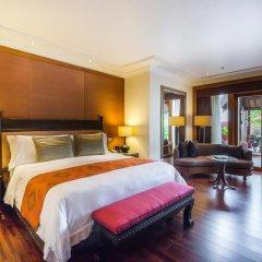 Sheraton Grande Sukhumvit, Luxury Collection Hotel, Bangkok 5* Люкс Rajah с различными типами кроватей фото 5