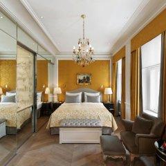 Hotel Sacher 5* Номер Делюкс с двуспальной кроватью фото 7