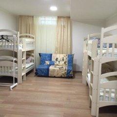 Гостиница Вunker Light Кровать в мужском общем номере двухъярусные кровати фото 5