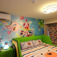 Апартаменты Guangzhou Chimelong Heefun International Service Apartment Люкс фото 6