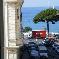 Отель Résidence Carlton Riviera пляж
