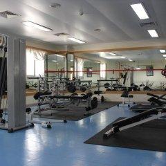 Al Seef Hotel фитнесс-зал