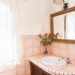 Отель Angela ванная фото 2