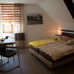 Hotel Pension Dorfschänke 3* Стандартный номер с двуспальной кроватью фото 16