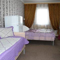 Гостиница Home Семейный номер Комфорт с разными типами кроватей фото 11