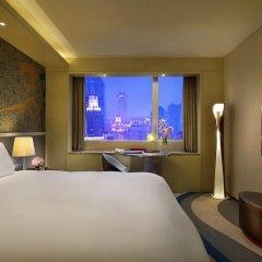 Отель Sofitel Shanghai Hyland 4* Улучшенный номер с различными типами кроватей фото 5