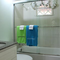 Отель Gorgeous Country Club Home Очо-Риос ванная фото 2