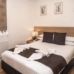 Отель 88 Studios Kensington Апартаменты с различными типами кроватей фото 37