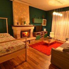 Отель Villa Berberi Албания, Тирана - отзывы, цены и фото номеров - забронировать отель Villa Berberi онлайн комната для гостей фото 3
