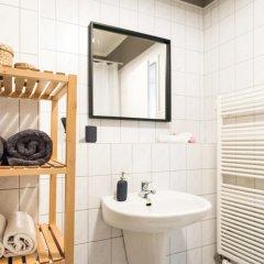 Отель Oskars Absteige ванная