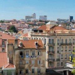 Отель Sunny Lisbon - Guesthouse and Residence 3* Стандартный номер с различными типами кроватей фото 9