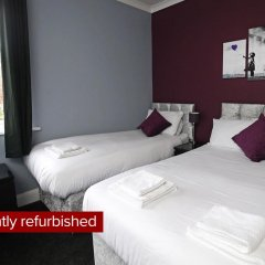 REM Hotel комната для гостей фото 3