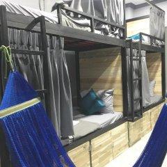 GoCo Hostel Кровать в общем номере с двухъярусной кроватью фото 12