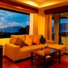 Отель Baan Yuree Resort and Spa 4* Семейный люкс с двуспальной кроватью фото 2