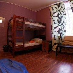 Hostel Panamas Стандартный семейный номер с разными типами кроватей фото 9