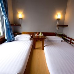 Hello Chengdu International Youth Hostel Стандартный номер с 2 отдельными кроватями фото 4