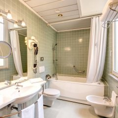 Отель MILANI Рим ванная фото 4