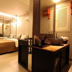 Отель Sky The Classic 2* Номер Делюкс с различными типами кроватей фото 14