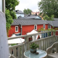 Отель Helmen Budoaari балкон