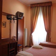 Отель Aristotele 2* Стандартный номер с двуспальной кроватью фото 2