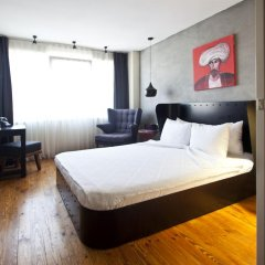 Отель SuB Karaköy - Special Class 4* Стандартный номер с различными типами кроватей фото 2