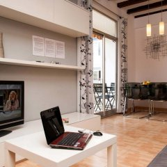 Отель Arenas Испания, Барселона - отзывы, цены и фото номеров - забронировать отель Arenas онлайн интерьер отеля