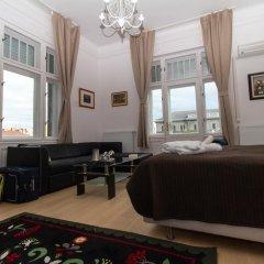 Отель Butterfly Home Danube 3* Номер Делюкс с различными типами кроватей фото 13