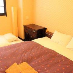 Отель K's House Tokyo Oasis Кровать в общем номере фото 15