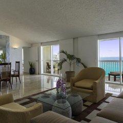 Отель The Westin Resort & Spa Cancun комната для гостей