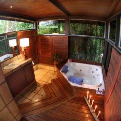 Отель Chachagua Rainforest Ecolodge 3* Стандартный номер с различными типами кроватей