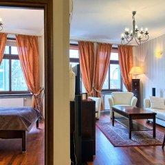 Отель SleepWalker Boutique Suites 3* Номер Делюкс с двуспальной кроватью фото 4