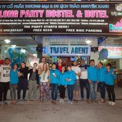 Отель Halong Party Hostel Вьетнам, Халонг - отзывы, цены и фото номеров - забронировать отель Halong Party Hostel онлайн помещение для мероприятий фото 2