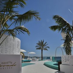 Отель Dorado Ibiza Suites - Adults Only фитнесс-зал