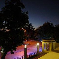 Hotel Kawissa Saurimo балкон