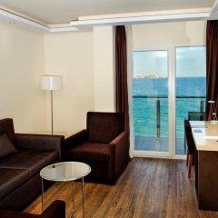 Отель Melia Alicante 4* Номер категории Премиум с двуспальной кроватью фото 4