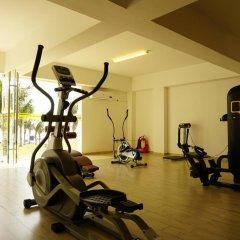 Отель Golden Peak Resort & Spa Камрань фитнесс-зал