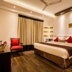 Hotel Grand Godwin 3* Стандартный номер с различными типами кроватей фото 4