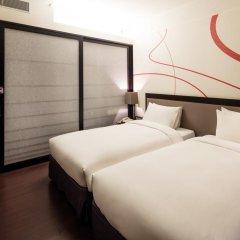 Отель Mercure Ambassador Seoul Gangnam Sodowe 4* Стандартный номер с различными типами кроватей фото 3
