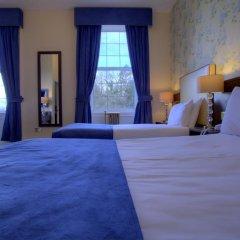 The Lucan Spa Hotel комната для гостей фото 5