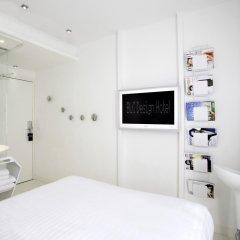 BLC Design Hotel 3* Стандартный номер с двуспальной кроватью фото 8