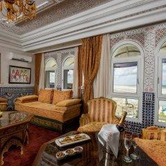 Отель Club Val D Anfa Марокко, Касабланка - отзывы, цены и фото номеров - забронировать отель Club Val D Anfa онлайн комната для гостей фото 3