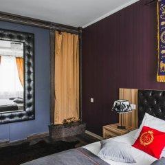 Гостиница Кутузов Номер Делюкс с различными типами кроватей фото 18