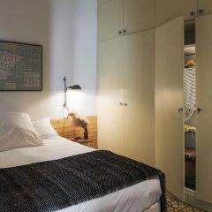 Отель Brummell Apartments Gracia Испания, Барселона - отзывы, цены и фото номеров - забронировать отель Brummell Apartments Gracia онлайн комната для гостей