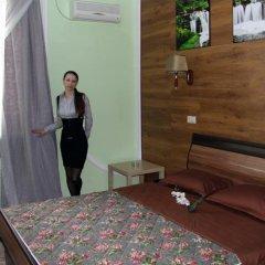 Гостиница Сфера Номер Делюкс с различными типами кроватей фото 4