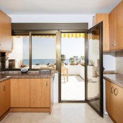 Отель Coral Beach Aparthotel 4* Апартаменты с различными типами кроватей фото 6