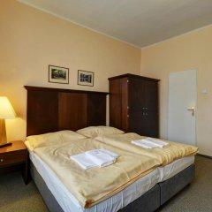 Hotel Svornost 3* Стандартный номер с двуспальной кроватью фото 21