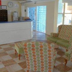 Long Beach Hotel Турция, Мармарис - отзывы, цены и фото номеров - забронировать отель Long Beach Hotel онлайн интерьер отеля фото 2