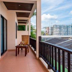 Отель Nipa Resort 4* Номер Делюкс с двуспальной кроватью фото 5